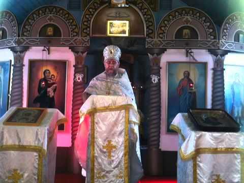 Расписание службы в церкви в белгороде