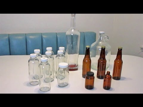 Quick & Easy Way to Remove Labels From Glass Bottles/Jars