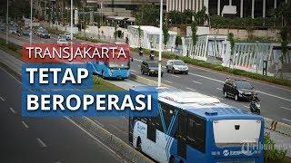 Layanan Bus Transjakarta Tetap Beroperasi saat Idulfitri, Ada 15 Rute BRT