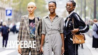 Paris Fashion Week Spring/Summer 2019 Street Style