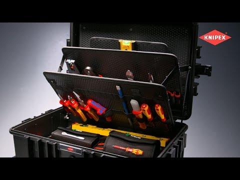Mallette à outils « Robust45 Move » Électro (00 21 37)