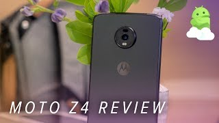 Motorola Moto Z4 review: This time with 5G