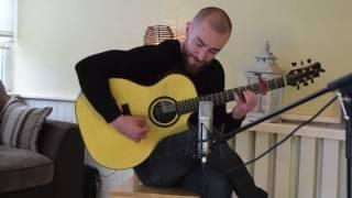 Murphy Custom Guitars - Acoustic Guitar demo, Feat. Gary Lutton  - Songbird Fleetwood Mac cover