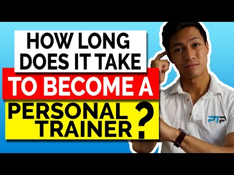 How Long Does It Take To Become A Personal Trainer in 2021 ...
