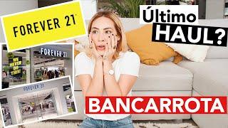 Comprando Ropa En FOREVER 21 - Les Explico La BANCARROTA | HAUL MODA | Yaz Kyky