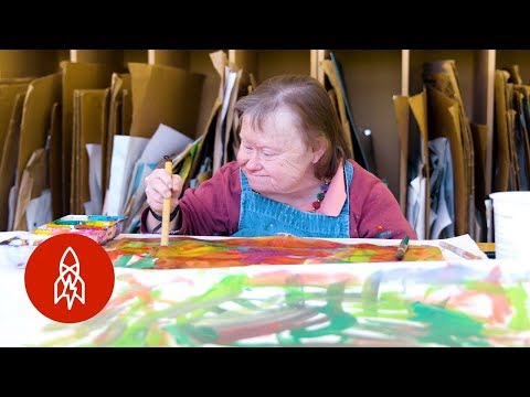 Disabled Artists Given a Chance to Thrive
