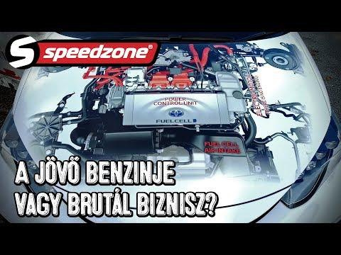 A jövő benzinje vagy brutál biznisz? (Speedzone S06E03)