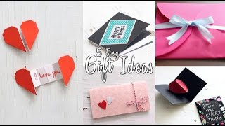 5 Easy Gift Ideas