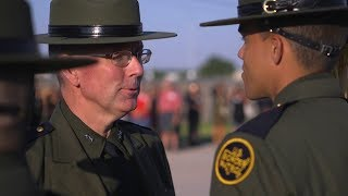 The United States Border Patrol Academy