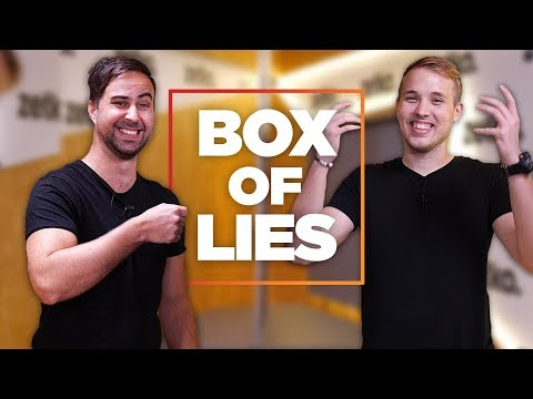 Hezká hra s Erikem! - BOX OF LIES