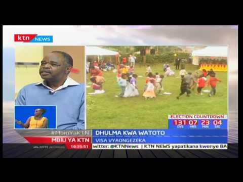 Mbiu ya KTN: Taarifa kamili - Dhuluma kwa watoto - 29/3/2017 [Sehemu ya Pili]
