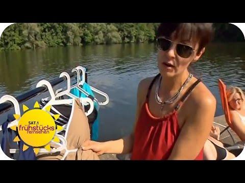 Schummel-Bademode | SAT.1 Frühstücksfernsehen