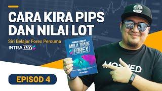Bagaimana Kira Pips dan Nilai Lot Untuk Tentukan Untung Rugi | Belajar Forex Percuma Episode 04