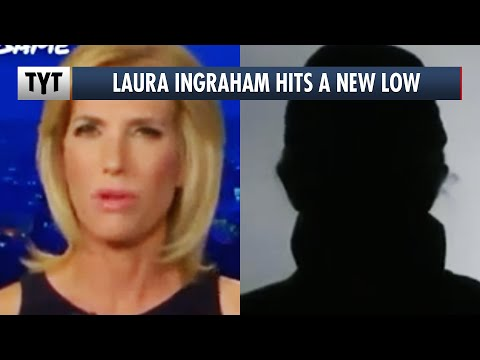 "Laura Ingraham's PATHETIC ""Shadow Informant"" Segment"
