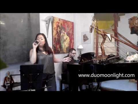 Piano y voz, fiesta privada