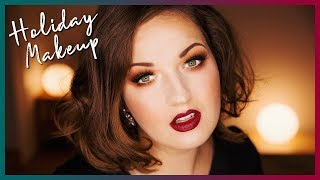 From 0 to GLAM Party Makeup | KIKO Sparkling Holiday Collection