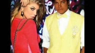 Michael Jackson ft Fergie Beat It 2008