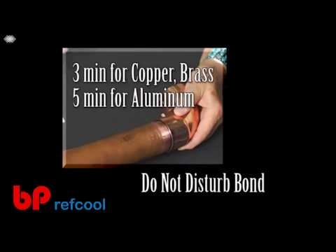 HVAC&R Super Pro-Bonding Chemical for Cu, Al And Brass