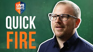 Mark Webster – Quick-Fire Q&A