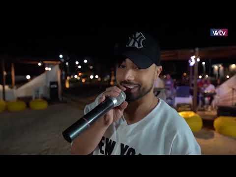 معتز نجم الدين يؤدي أغنيته «اللي خان» في سهرة «سمر العيد»