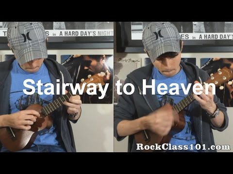 Stairway To Heaven Ukulele Song Cover