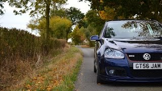 Review Golf GTI mk5, R-tech remap, exhaust sound, acceleration