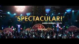CRAZY RICH ASIANS - Fashion Review :15 (Tickets Now On Sale) - Video Youtube