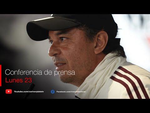 Marcelo Gallardo en conferencia de prensa [23/11/2020 - EN VIVO]