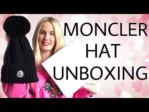 Moncler Bobble Hat Unboxing