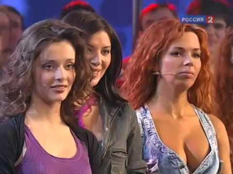 Карина Зверева и Виктория Камоза  - Top Gerl выпуск от 17 06 2011 Тест Знакомство с родителями
