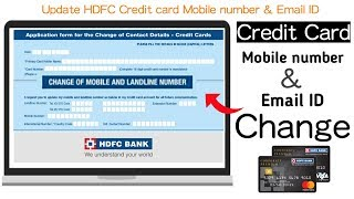 hdfc credit card number change - TH-Clip