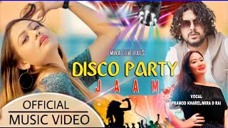 Disco Party By Pramod Kharel & Mira Devi Rai | New Nepali Dancing DJ Song 2020