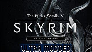 Ultra Modded Skyrim SE Mod List