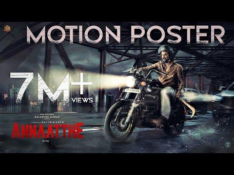 ANNAATTHE - Motion Poster