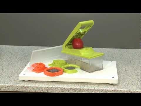 Cubic Gemüseschneider - www.housewares-germany.de