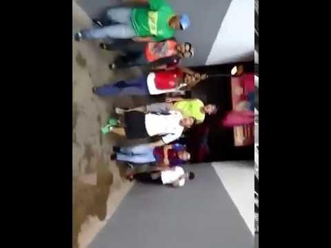 """Guerreros chaimas vs tochera"" Barra: Guerreros Chaimas • Club: Monagas"