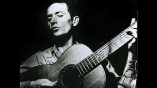 Woody Guthrie:  Buffalo Skinners.