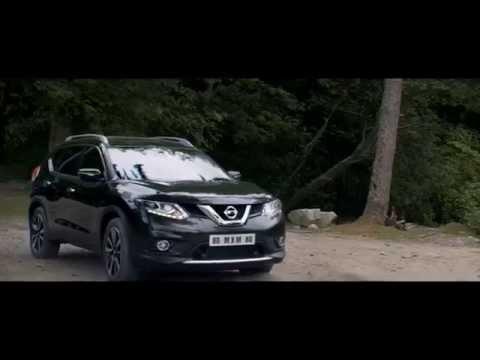 Nissan  X Trail Паркетник класса J - рекламное видео 2