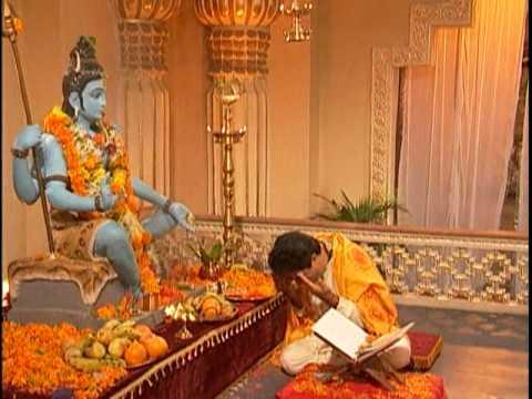 शिव पूजा में मन लीन रहे मेरा मस्तक हो और द्वार तेरा