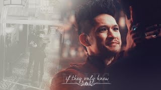 Alec & Magnus - If they only knew