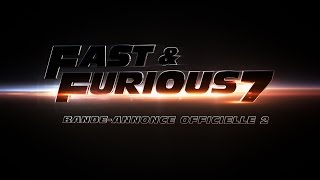 Trailer of Fast & Furious 7 (2015)