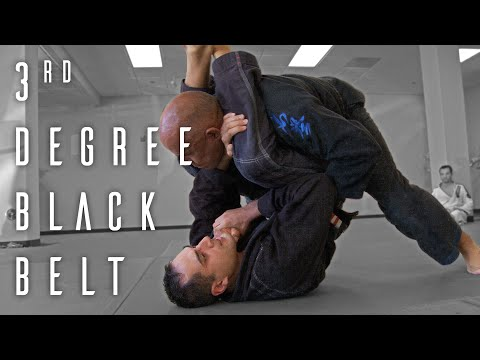 3rd Degree Black Belt Exam   Brazilian Jiu Jitsu   ROYDEAN ...