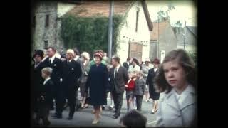 Gemeng Bäertref - Berdorf 1968 Fête de communion