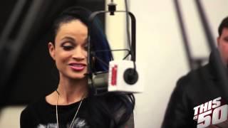 Charli Baltimore Shares Crazy Story w/ Music Executive