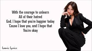 Hope Ur Ok - Olivia Rodrigo (Lyrics)