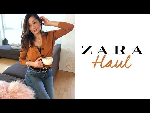 Zara Pullover Haul | Die 7 besten Pullover bei Zara im Winter 2018 2019 | natashagibson