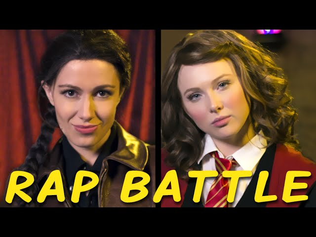 Katniss-vs-hermione-princess-rap