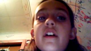 You don't know me Ariana grande do i sing good????