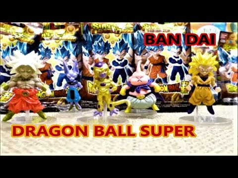 DRAGON BALL SUPER   - SUPER COLLECTABLE FIGURE - UNBOXING PIPIRULIS -