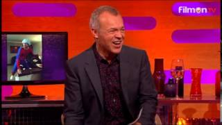 Take That on The Graham Norton Show 28/11/2014 (part 1/2)